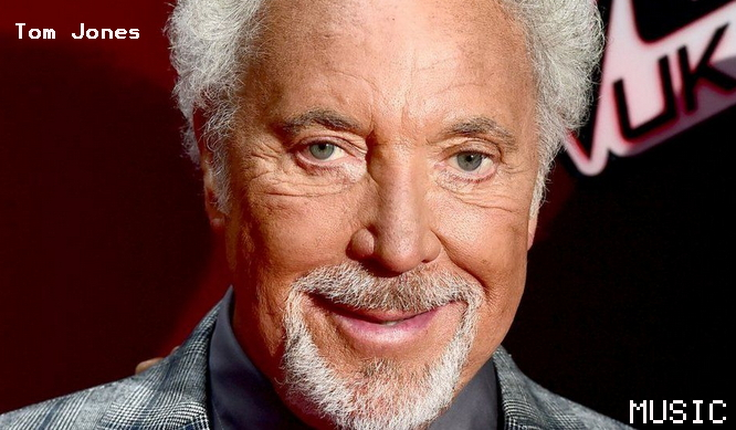 tom jones artist image